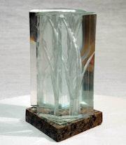 Algues 2. Christian Herry Sculpteur Verrier