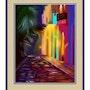 Cubano Alley. Morgan Art Studio