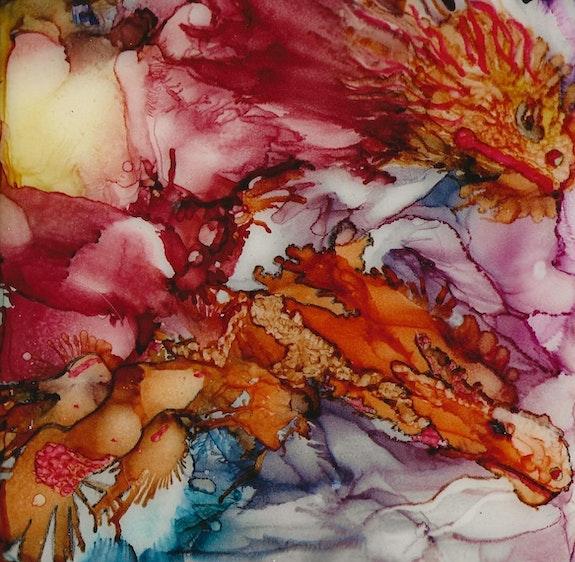 My Dragons.  Morgan Art Studio