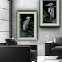 The Herons. Morgan Art Studio