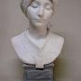 Sculpture en marbre.