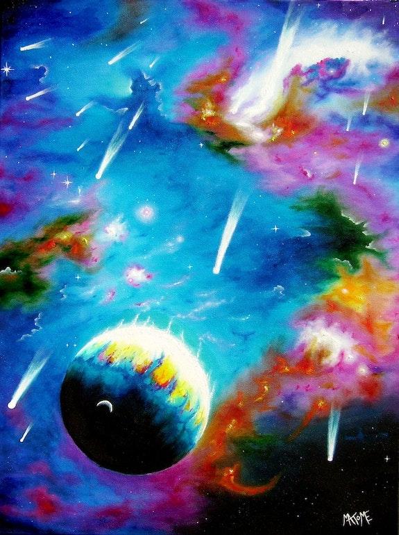 Pluie d'étoiles. Matome Matome