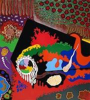 Composición abstracta - 3. Sciortino
