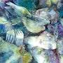 Le dialogue avec les anges. Anne Huet Baron