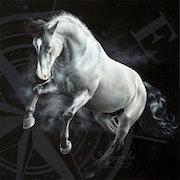 «Est», série «les 4 vents» by Skyzune art. Skyzune Art