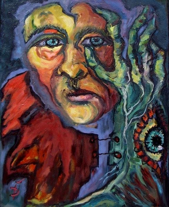 The Tree of the Surrealist Painter. Daniela Isache Daniela Isache