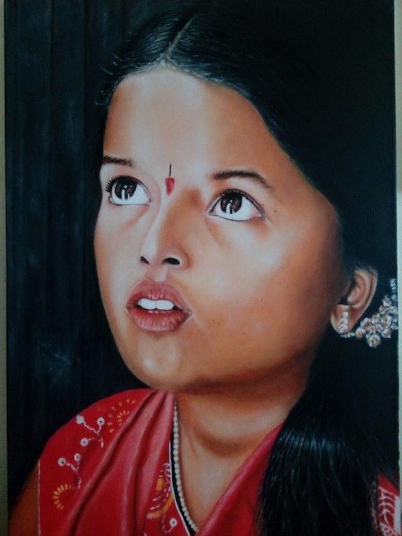 Enfant du monde - Inde. Isabelle Leleu Isabelle Leleu
