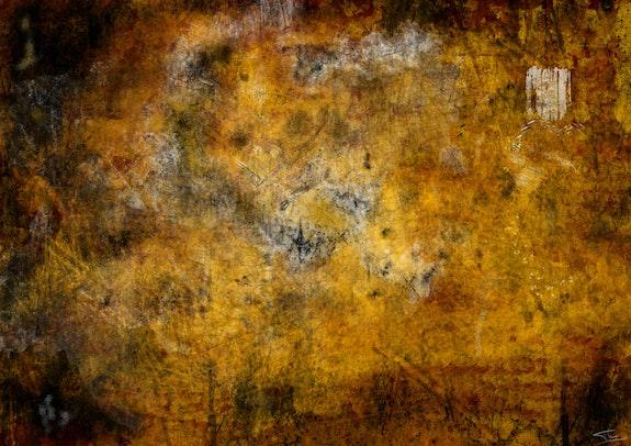 Composition Abstraite. Thierry Daudier De Cassini Thierry Daudier De Cassini