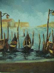 Gondolas Venezianas.