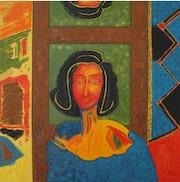 Femme Otoctone. Mounya Ammor