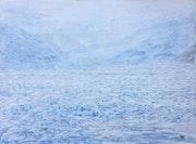 Paysage blanc. Richard Nichanian
