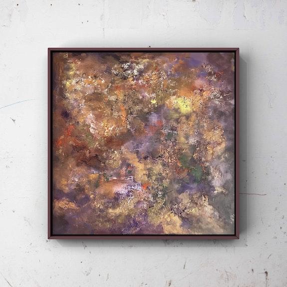 Purple autumn sunset. Mihaela Luca Mihaela Luca Art