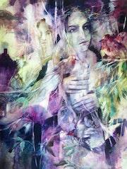 Le chant fugace des âmes. Anne Huet Baron