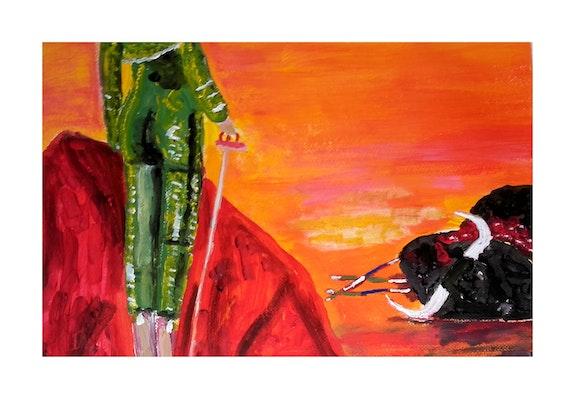 El matador. Dupicard Dupicard