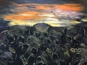 Genocide - no more. Olena Kulik