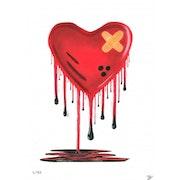 Coeur sanglant. Ig Draw
