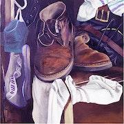 Nature morte aux chaussures (1999).