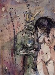Let's have a devil's walk. Serge Mogère