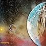 La danse des planettes. Hervé Hameury