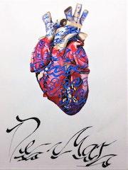 Corazón de mar. Emanuel Escutia Heraz