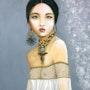 Femme d'Asie. Sandrine. Cazuc