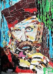 Giuseppe Garibaldi.