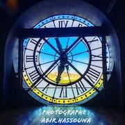 Horloge musée d'Orsay - Paris.