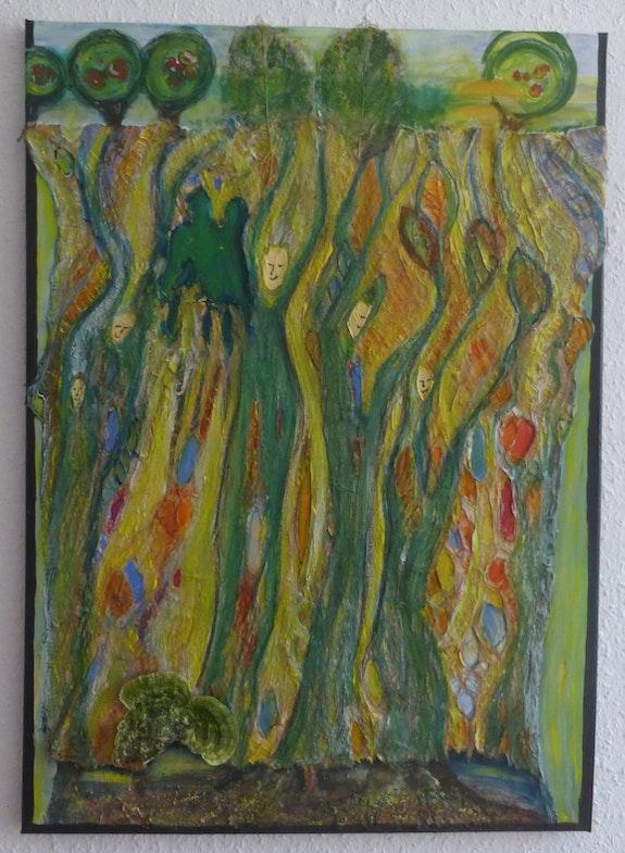 Tanz der Bäume. Ailyn / Claudia Libor Ailyn
