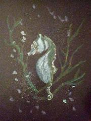 Petit hippocampe.