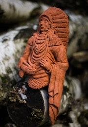 Geronimo sur tige. Lily Elbaz