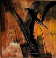 Hommage : «L'aigle noir» 2015.