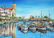 Port de La Ciotat. Jacques Testa