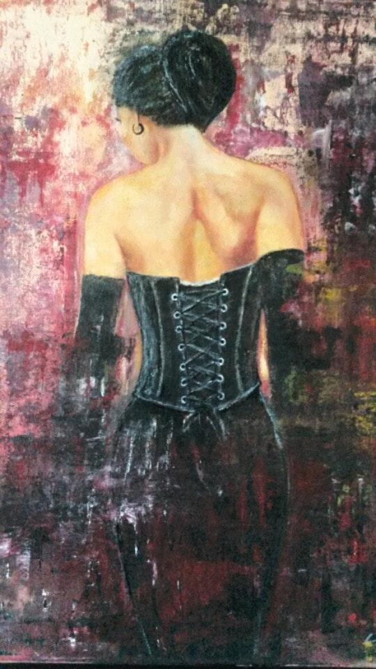 La guêpe noire. Canon Simone Mounette