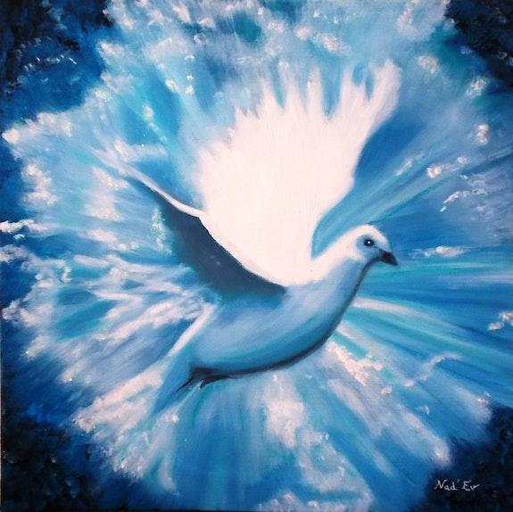 «La paix». Nad'ev Nad'ev