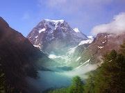 Montagnes du monde: le Valais.