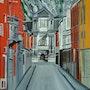 Rue de Dinant. Mireille Vast