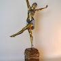 La danseuse de Palmyre. Marc Menzoyan Antiquités