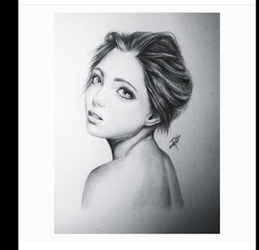 Portrait. Deborah Chaudeur