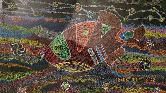 Le temps du rêve… (Chez les aborigènes). Christian De Haeck Cmoitagada