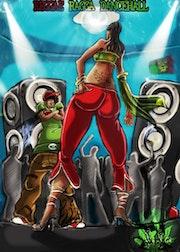 Ragga dancehall battle.