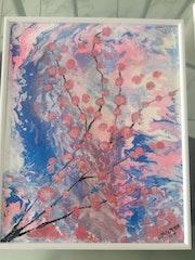 Sakura. Estela