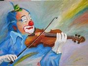 Le violoniste (2).