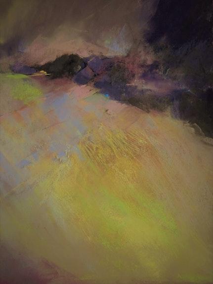 Brouillard matinal. Viviane Cabanat Viviane Cabanat