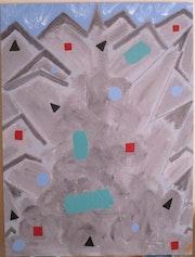 La montagne de l'art n°1.