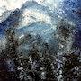 La montagne bleue. Marie-Claude Lambert