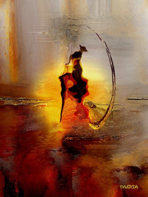 Soleil Ardent. Dalhia Dalhia