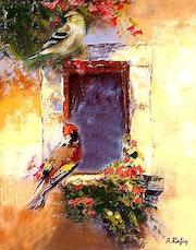 Le retour des oiseaux.
