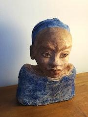 Jeune malienne. Dominique Virgili-Walch