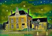 La mairie de Droué.
