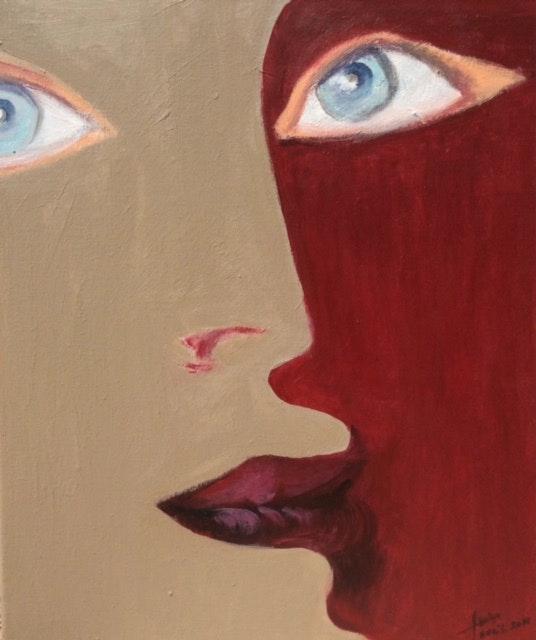 L'ombre et la Lumière. Amira Amira (Nom d'artiste)